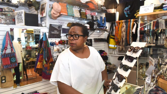 """Zana Smith of Spectacles says the notice to leave was no surprise: """"I have been paying attention of what's going on around me. It's business."""""""