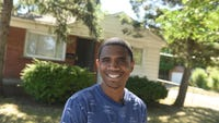 Sanford, 24, launched Innocent Dreams, which aims to provide GED, teach job skills training and life skills