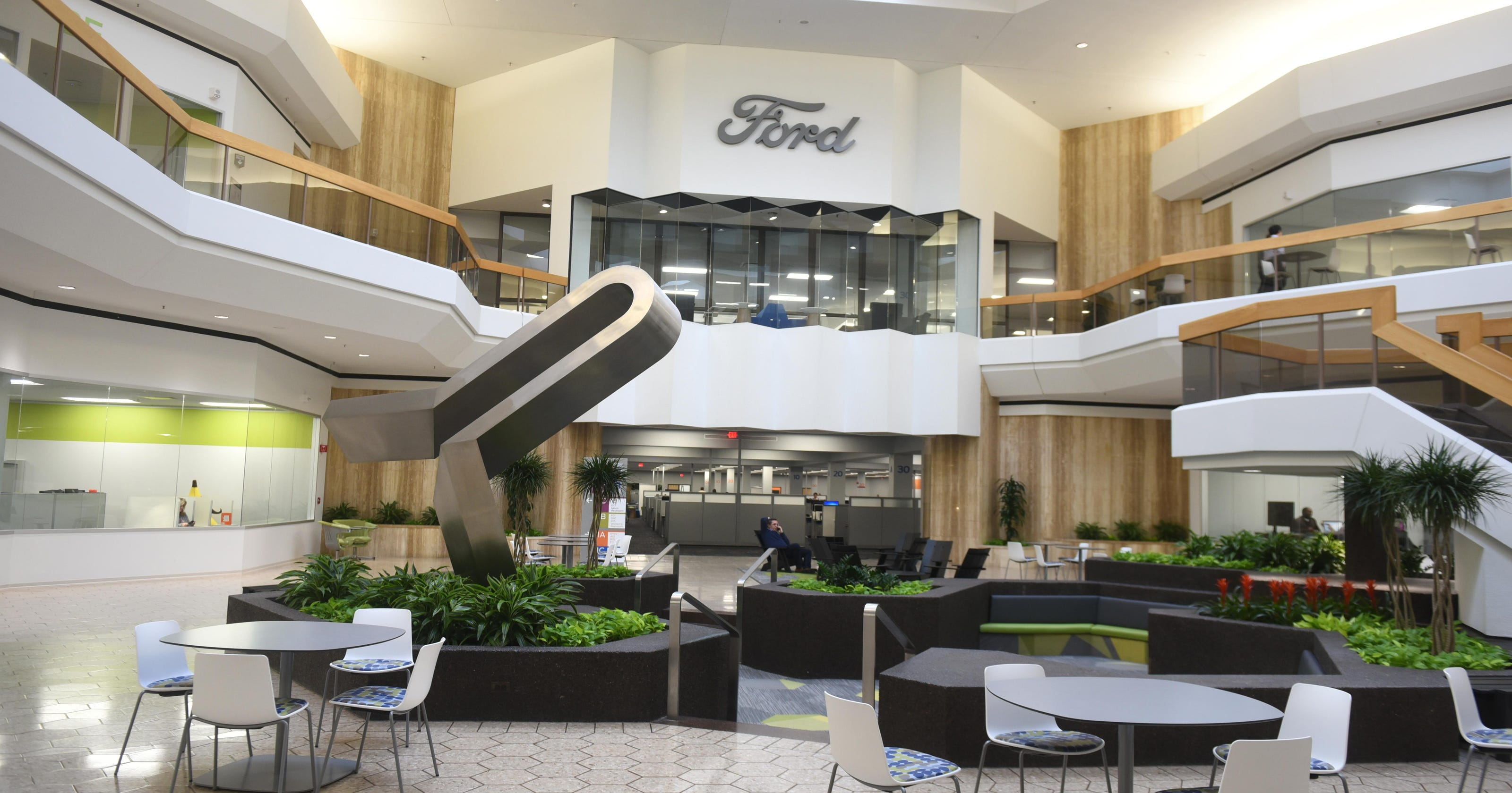 Ford mends Fairlane wing in first step of 10-year plan