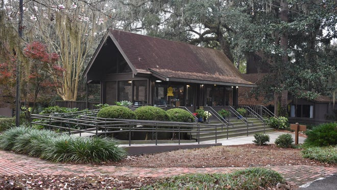 The Tallahassee Parks, Recreation and Neighborhood Affairs offices at 912 Myers Park Drive have been part of a rezoning controversy.