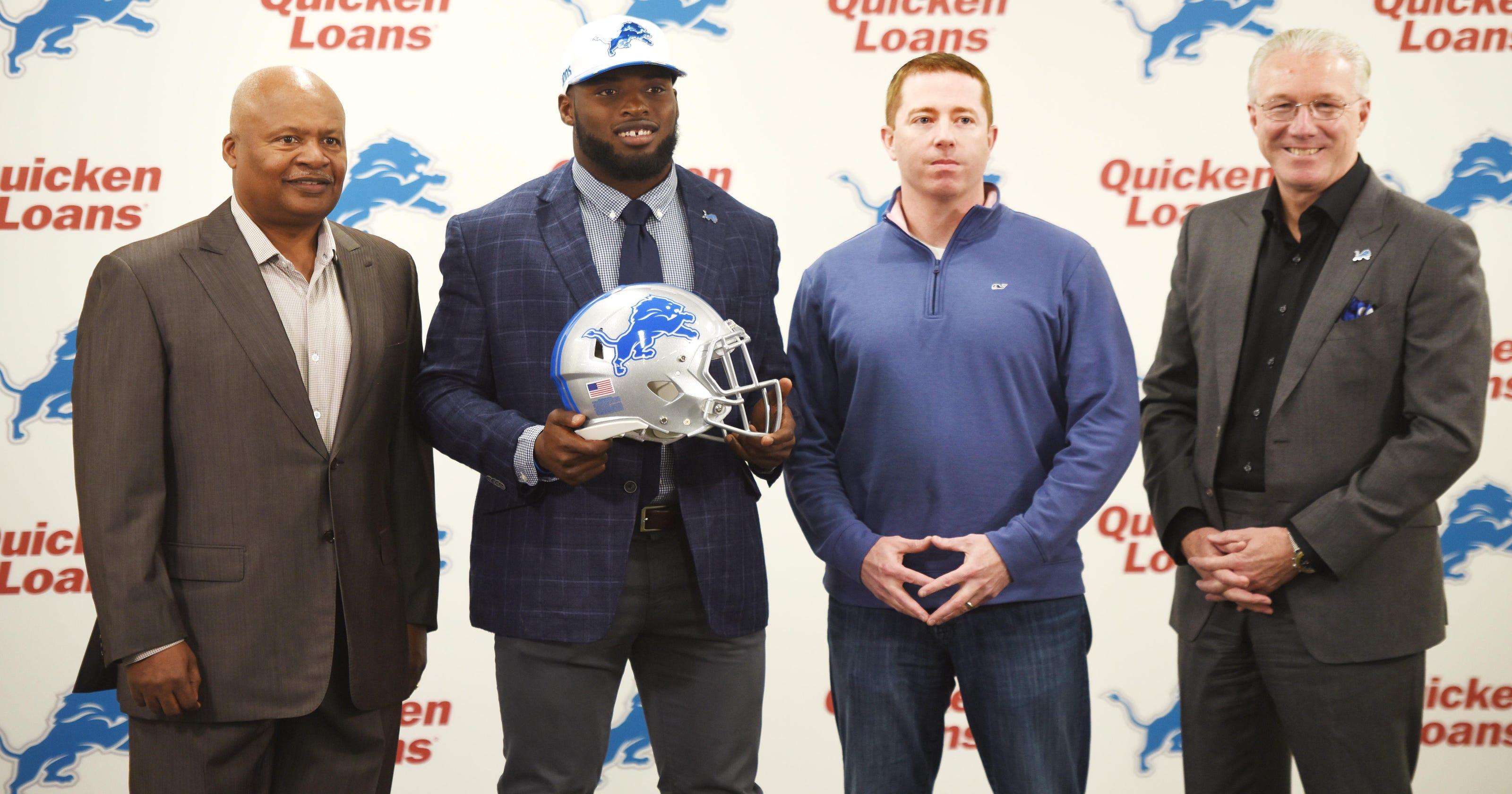 2c429c980 Ten draft takeaways  Davis right choice for Lions