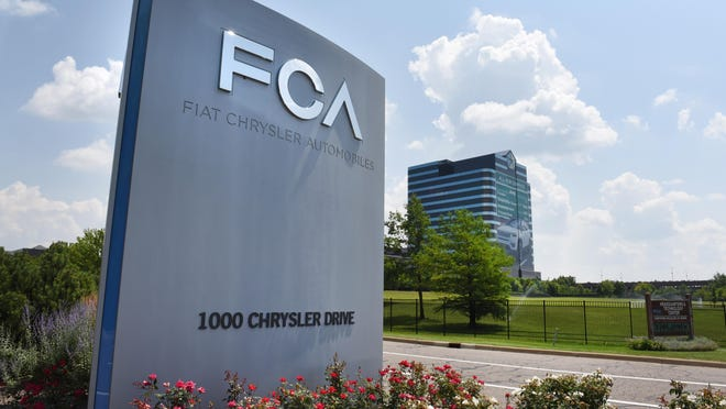 Fiat Chrysler Automobiles world headquarters