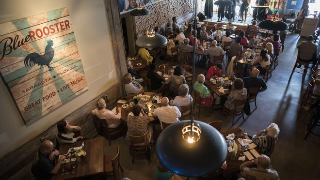 The Blue Rooster will host its Sunday Gospel Brunch on Father's Day.