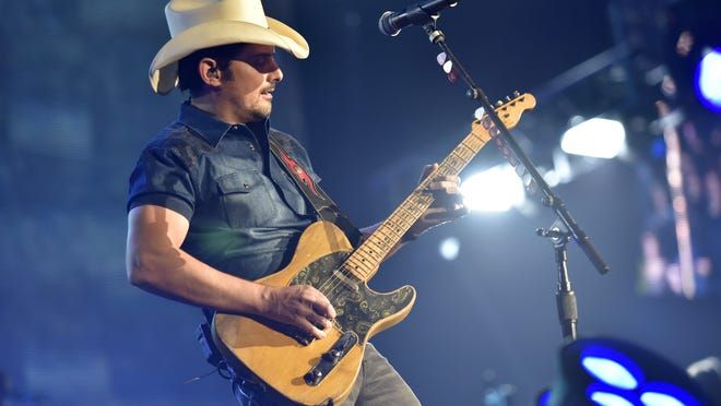 "Brad Paisley will perform in Live Nation's ""Live from the Drive-In"" concert series taking place July 10-12."