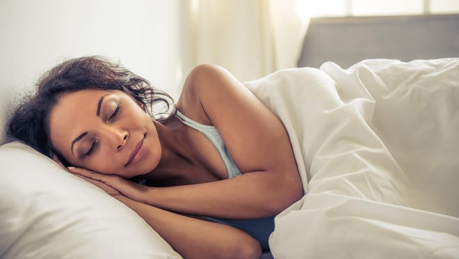 Sleep quality is improved when it is consistent, meaning going to bed and waking up at about the same times each day.  This goal is especially important in trying times.