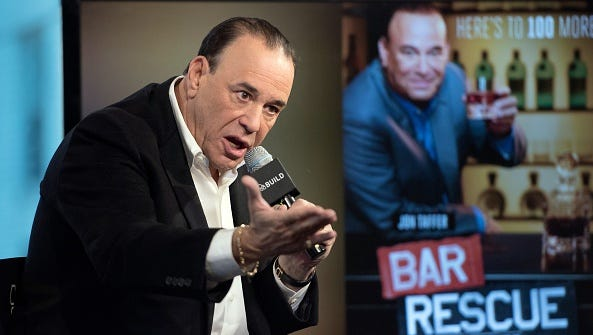 """Jon Taffer of """"Bar Rescue"""" made a stop on Merritt Island to transform a failing bar just miles outside Kennedy Space Center."""