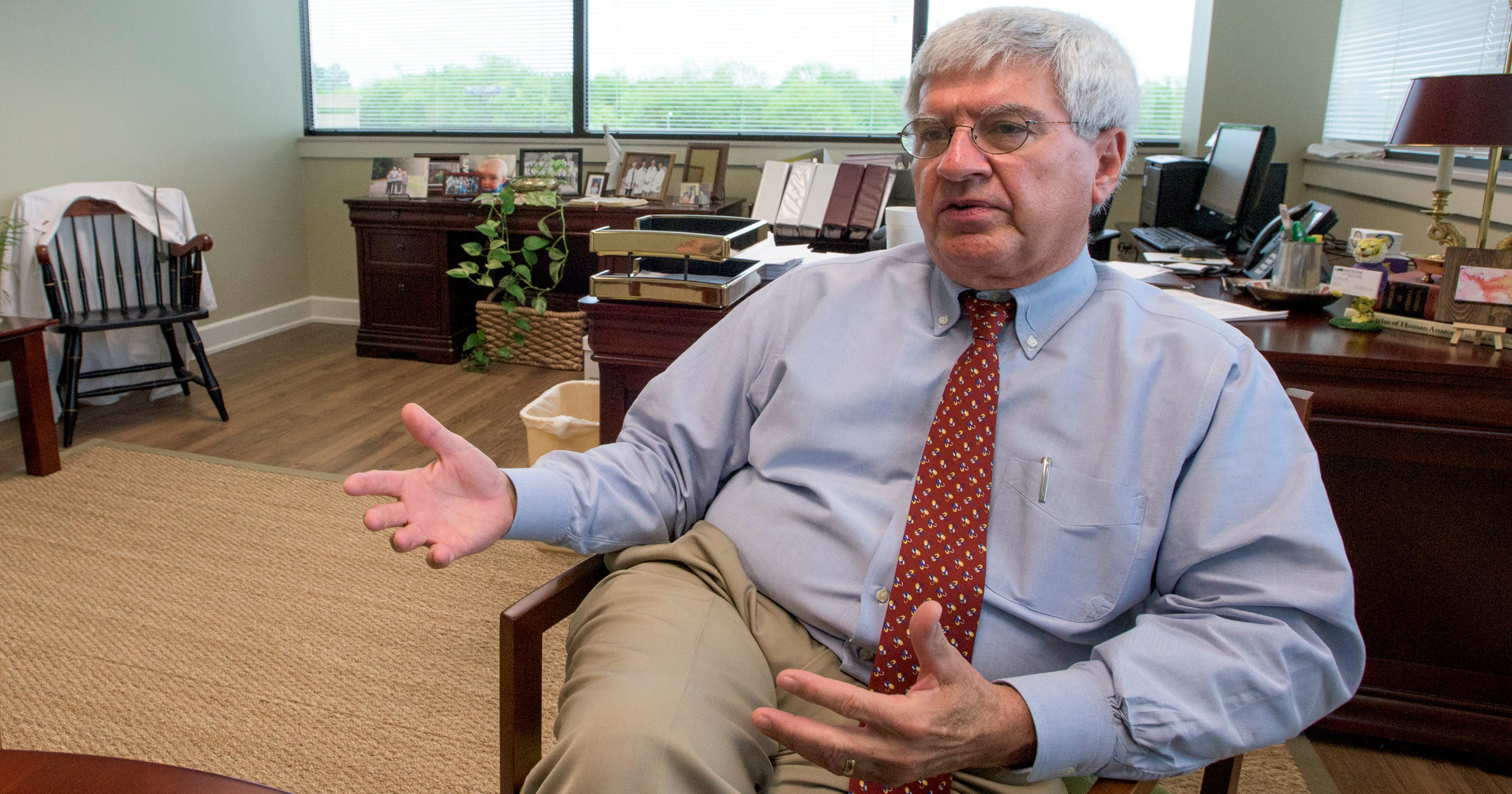 UAB Montgomery dean Wick Many retires next month