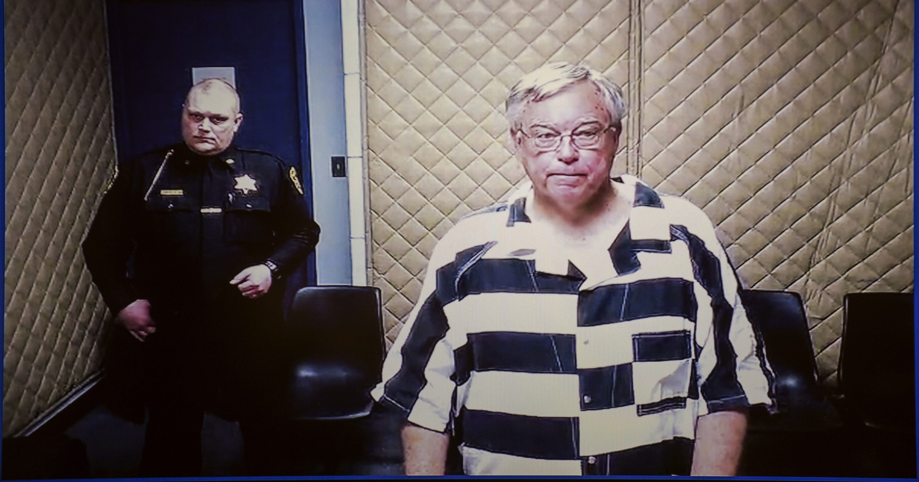 Saginaw-area priest backs out of plea agreement in sex case