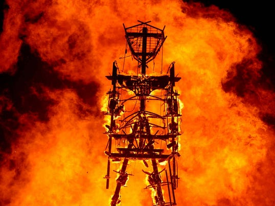 AP_APTOPIX_Burning_Man