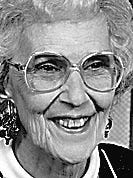 Barbara Louise Hawley, 85