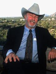 Former Scottsdale Mayor Herb Drinkwater.