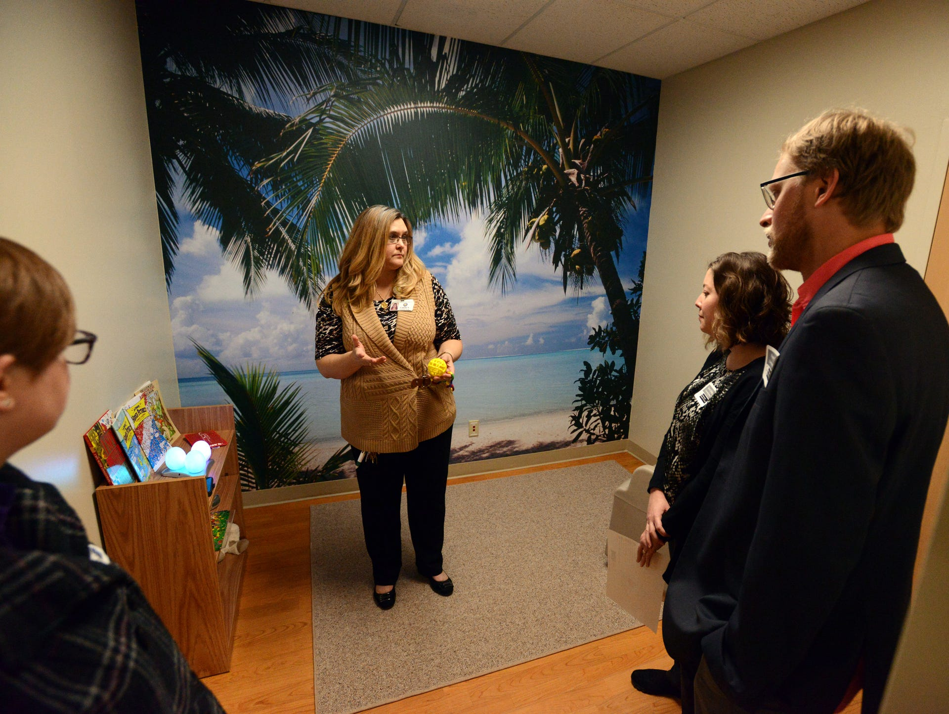 Ohio Mental Health Hospital Remade For Comfort Security