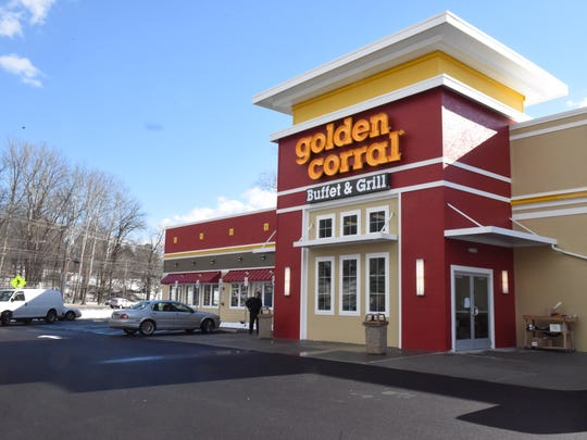 Golden Corral will hold its grand opening in the Town of Poughkeepsie on Friday.