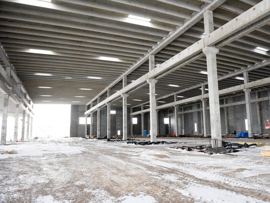 Gage Brothers, new manufacturing plant