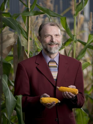 Rutgers professor Joachim Messing gave information away for free that helped scientists crack the genetic code of humans and plants, which revolutionized medicine and agriculture.