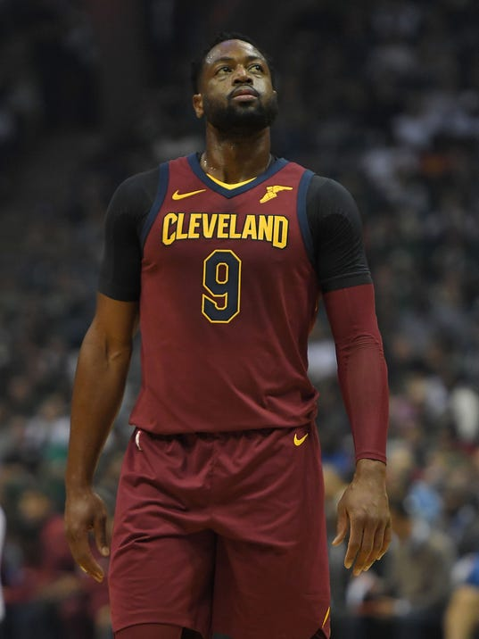Cavaliers dwyane wade to come off bench after slow start gty 864077592 s bkn usa wi voltagebd Images