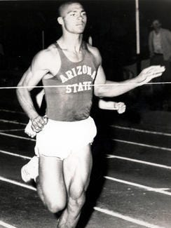 Henry Carr was a NCAA track champion at Arizona State and won two gold medals at the 1964 Tokyo Olympics. He died May 29 at age 73.