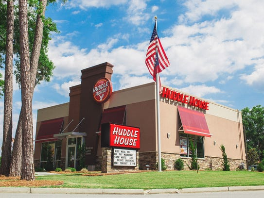 Restaurant chain Huddle House is working with a franchisee