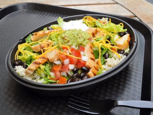 Which Fast Food Chain Has The Best Salads