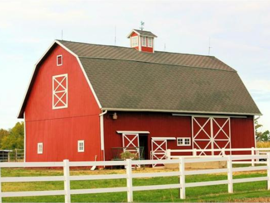 The 2014 Michigan Barn of the Year in the Continuing