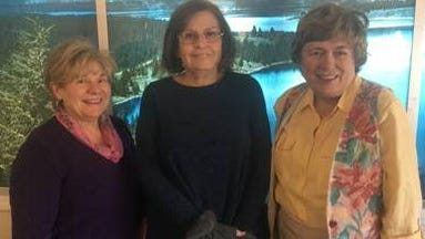 The Channel Islands Chapter of the Better Investing Organization has three new board members: Rosalina Primiano, Roberta Molloy and Arla Crane.