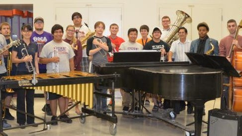The NSU Jazz Orchestra will perform a free concert Wednesday, Nov. 12, at NSU.