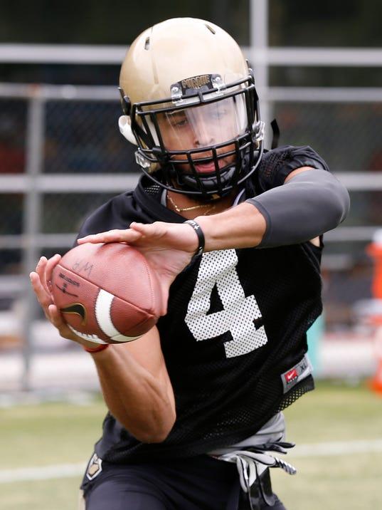 LAF Purdue football practice Aug. 4