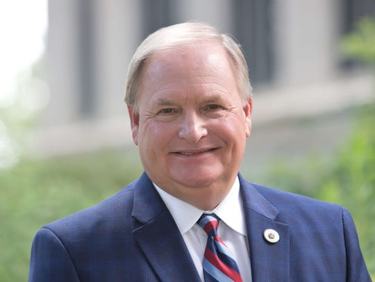 Rep. Rick Edmonds, R-Baton Rouge, is a candidate for