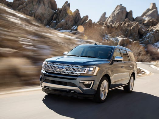 The all-new 2018 Ford Expedition is smarter, more capable