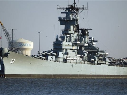 Need a place to stay for the Pope's visit to Philadelphia? How about the Battleship New Jersey?