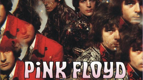 """Pink Floyd, """"The Piper at the Gates of Dawn""""."""