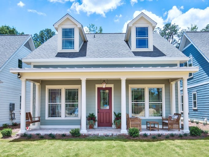 Braemore Park will be Tallahassee's first neighborhood