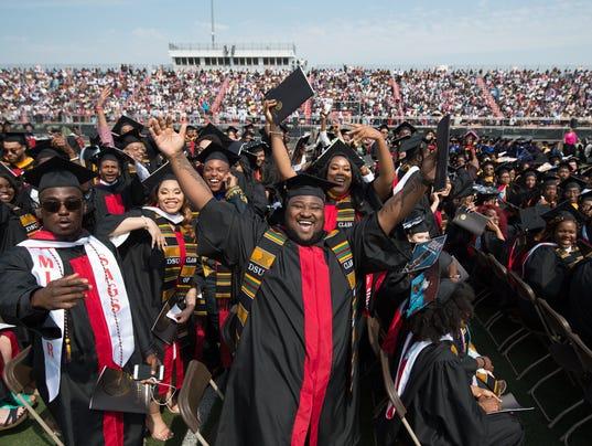 News: DSU Graduation