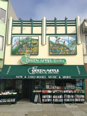 Green Apple Books in San Francisco.