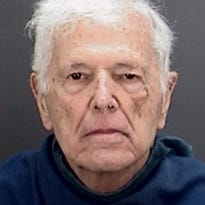 Man, 83, allegedly threatens, spits on officers