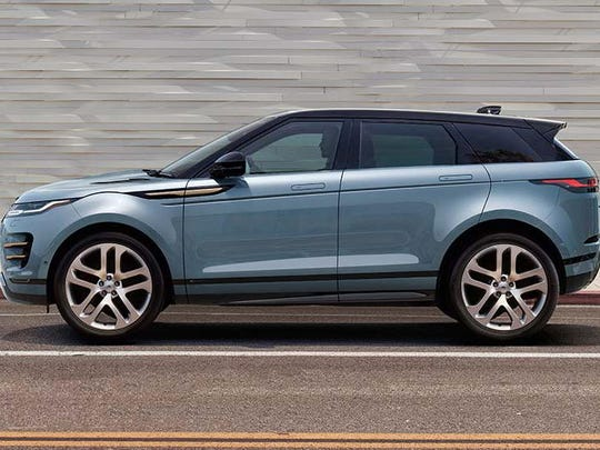 The 2020 Evoque SE is powered by a 246 horsepower,