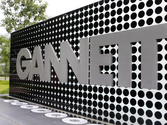 Gannett Co. Inc. is eliminating the CEO position of its operating company to streamline the business.