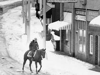 Looking Back: Greenville Snow Storms of the Past