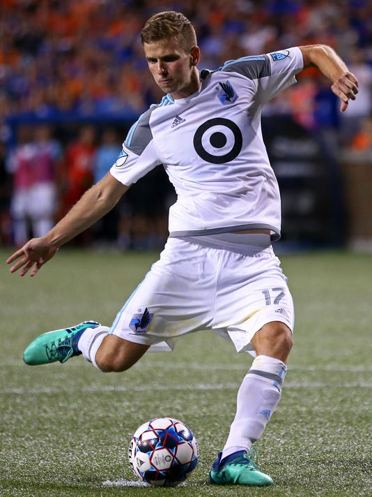 USP MLS: U.S. OPEN CUP-FC CINCINNATI VS MINNESOTA S SOC USA OH