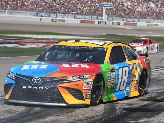 NASCAR: Kobalt 400