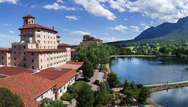 The Broadmoor is celebrating its centennial with a refresh.