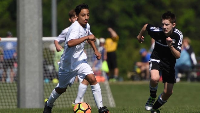 Douglass High student Orlando Diaz, who also played for the Germantown Legends Soccer club team, drowned on July 7 at a lake in north Arkansas.