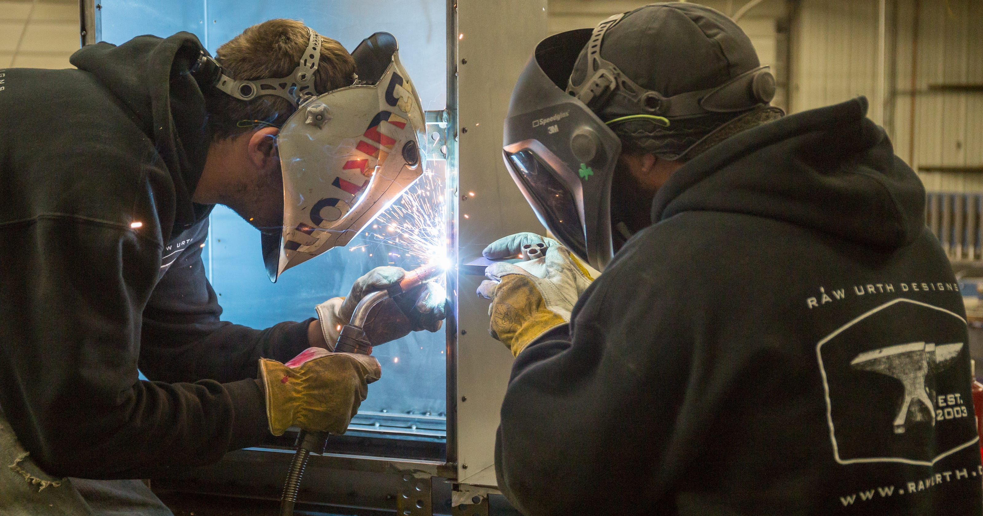 Raw Urth Grows Fort Collins Metal Fabrication Shop