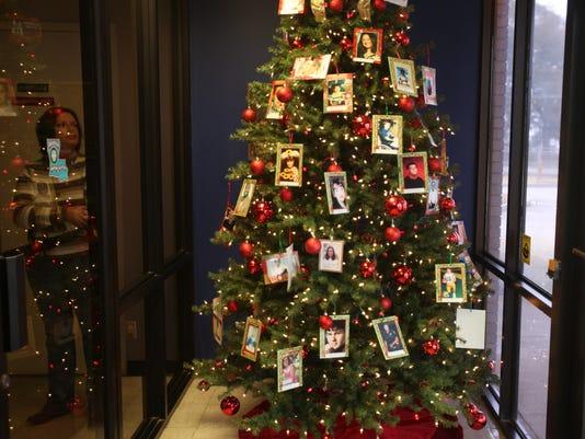MADD holiday tree 12/2/2014