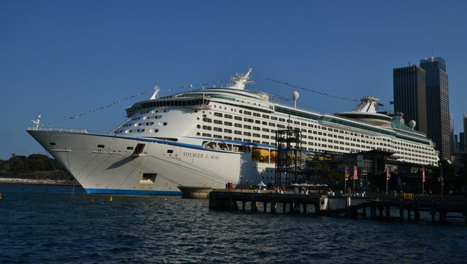 Royal Caribbean's Voyager of the Seas was the world's largest cruise ship when it debuted in 1999, and its arrival marked the beginning of a new era of larger, more amenity-filled vessels at the line.