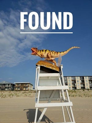 The dinosaur stolen from Nick's Dino Golf on 125 Street has been recovered.
