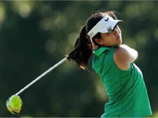 Jayna Choi will defend here title at the 2016 TSSAA girls state golf championship.
