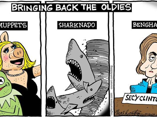 Bringing back 'The Oldies'