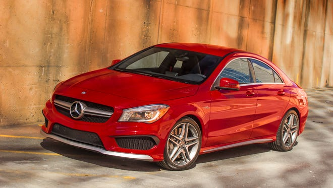 Lexus says it can't build a high-quality, reliable Lexus and sell it for a profit at less than $30,000 -- a slap at the Mercedes-Benz CLA, pictured, and the Audi A3, which start at $29,900 before shipping.