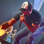 Darius Rucker brings the party to the Resch Center